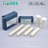 Medical paper packed gauze bandage