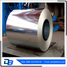 SPCC raw material hot dipped galvanized coil with best quality