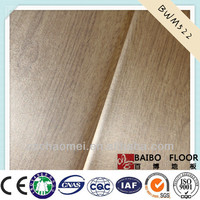 Walnut 8mm&12mm ash laminated flooring