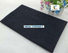R120510-6 100% cotton plain 10oz denim fabric