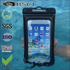 Underwater 20m pvc waterproof pouch for swimming with string