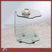 Modern and popular removable acrylic tea table
