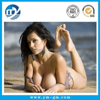 Hot Sell 3D Lenticular Nude Lady Picture