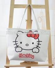cheap custom logo trolley shopping bag with chair
