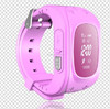 Multifunctional Tracking GPS Watch with SOS Emergency Calling Button and Strapless Heart Rate Monitor for Elders