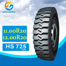 11.00R20 forklift tyre OTR tire all steel radial truck tyre cheap price good quality