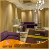high quality hanging decorative wall drapery wire mesh curtain backdrops