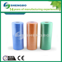 Disposable Recycled Wiping Rags