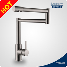 China supplier single handle SUS304 health sink kitchen faucet