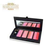 Wholesale makeup natural blush powder colorful blusher
