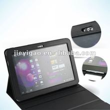 stand leather Cover case for Samsung P7500 P7510 Galaxy Tab 10.1 inch