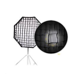 "47""/120cm Umbrella Octagon Speedlite Softbox for Nikon, Canon, Sony, Pentax, Olympus, Panasonic Lumix Flash Light, with Bowens"