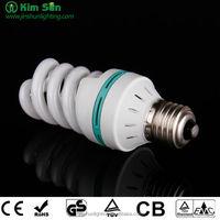 new ! full spiral energy saving lamp ,full spiral CFL bulb , full spiral bulb light