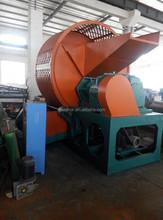 Frantumazione dei pneumatici della macchina/camion di riciclaggio di pneumatici trituratore/riciclaggio di pneumatici usati