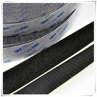 adhesive hook and loop dots
