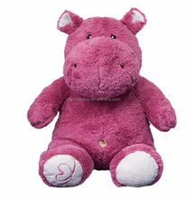 2015 new wholesale cute hippo plush toy