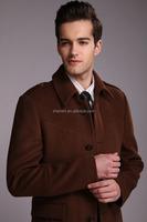 military grey wool great coat mens