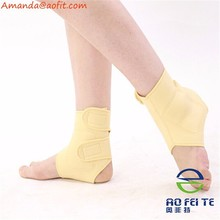 Neoprene Ankle Brace Support Stabilizer (One Pair!) New by AFT
