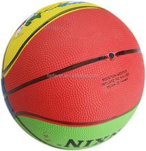5# Basket ball/ rubber toy ball for kids/ toy basket balls for children