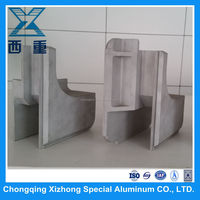 6082 T6 Aluminum Extruded Profiles