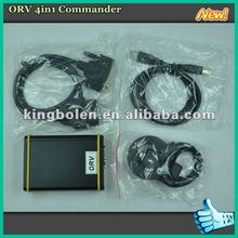 Good choice ORV 4in1 Commander very useful diagnostic connection