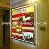 Advertising product frameless led light box acrylic led photo frame