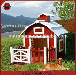 Cheap Wooden Dog Cage / Dog Kennel /outdoor dog cage