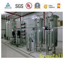 RO ( reverse osmosis) system for boiler water treatment in the power plant/water purification