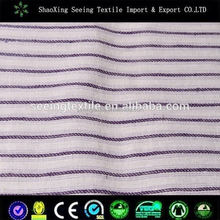 fashion design linen cotton fabric for bed sheet bolster cushion for leaning on table cloth