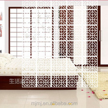 home decorating ideas decorative partitions screens for bed