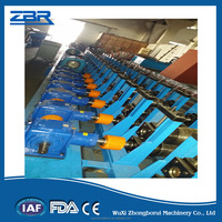 Special Shaped Column Structure Rack Beam Guardrail Roll Forming Machine