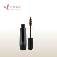hot sale black tubu eye mascara and eyelash tube make up packaging