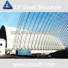 galvanizado de acero del techo de la construcción de estructuras