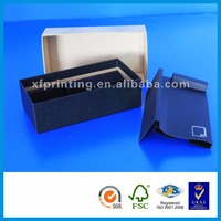 Custom made paper doll box color packaging sewing box folding box