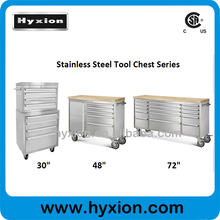 Stainless Steel Tool Chest 41'' tool box roller cabinet from Tool Cabinet Supplier