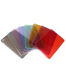 Ultra Thin Soft Gel TPU Crystal Clear Protector Soft Case for iPad Mini 4