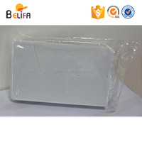 Belifa cosmetic sponge non latex sponge for cosmetic so feel triangle cosmetic sponge cotton pad