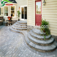Durability high quality driveway material paving stones bricks