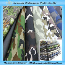 printed militery pattern 100% cotton fabric camouflage fabric for shirts