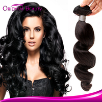 Alibaba sign in no chemical processed blossom bundles virgin hair Brazilian