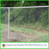 High Quality )chain Link Fence (professional Manufacturer