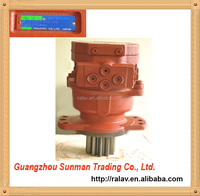 Excavator Parts MSG-27P-16E Swing Motor, Rotary Motor for KYB