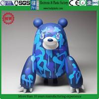 Custom urban vinyl toy design,Making vinyl squeaky toys,OEM plastic soft vinyl toys