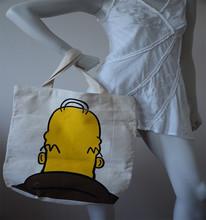 Wholesale Alibaba China Supplier Eco-friendly Handled Cotton Shopping Bag