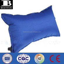 Automatic inflatable pillow outdoor camping travel pillow for hiking man