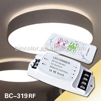 High Brightness Adjustable led dimmer Constant Current pwm led controller 350mA-2700mA
