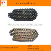 Color Motor cycle Chain 40Mn Steel Motorcycle Accessories