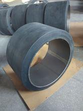 passenger boarding bridge solid tyre 40x16x30