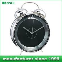 Unique Table clocks/ mechanical table clock/ table clock skeleton clock