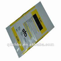 25kg LDPE bulk fertilizer soil packaging bag